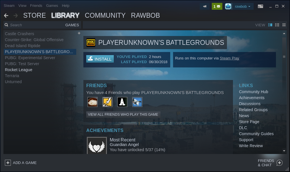 Steam for Linux just got way better